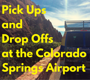 Transportation to and from the Colorado Springs Airport